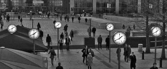 Time to Market. Foto tomada de Flickr de François Choudoudou
